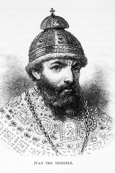Царь Иван Грозный и его жены фото