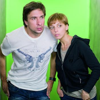 На роли главных героев ленты были приглашены Григорий Антипенко и Нелли Уварова, успевшие привлечь внимание зрителей в качестве влюбленных в сериале «Не родись красивой».