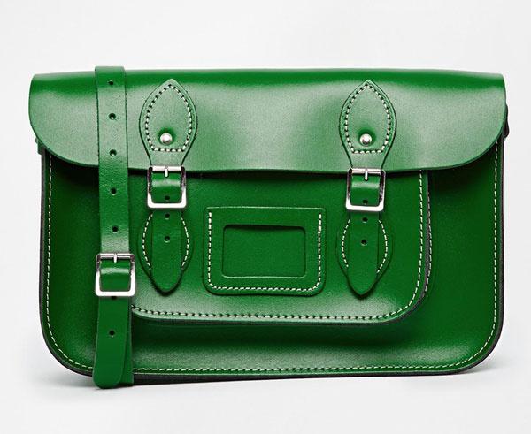 Кожаная сумка The Leather Satchel Company, 5298 р.