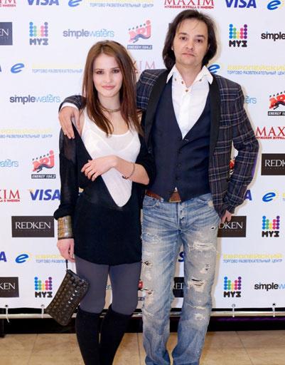 Александр Маленков, главный редактор журнала Maxim