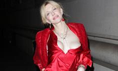 Ролевая модель: Кортни Лав стала наставницей Линдси Лохан