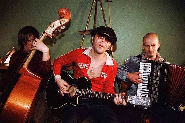 группа «Ленинград»