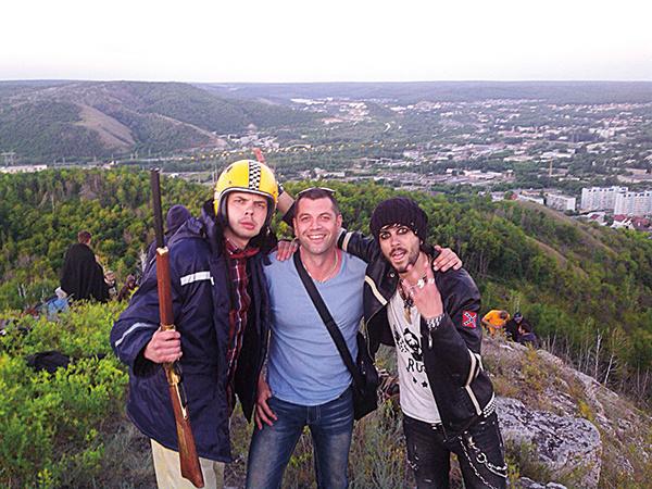 «Только не они», Жигулевские горы