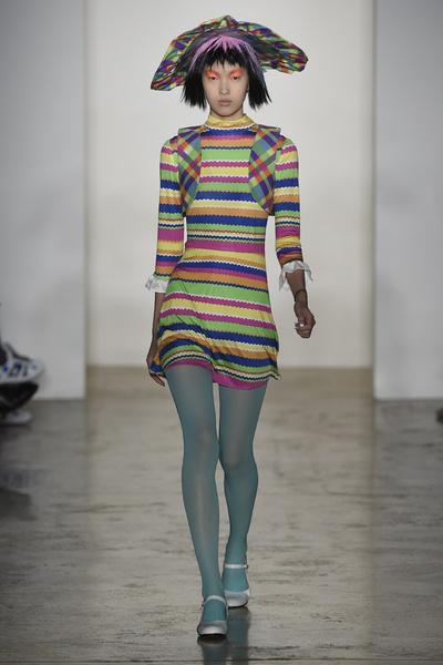 Неделя моды в Нью-Йорке: 18 февраля   галерея [4] фото [1]