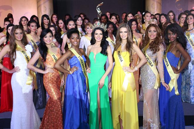 конкурс красоты Miss Grand International