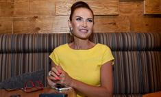 Эвелина Блёданс приоделась в новосибирских магазинах