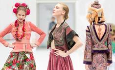 Этностиль в моде – доказал «Губернский стиль-2016» в Воронеже