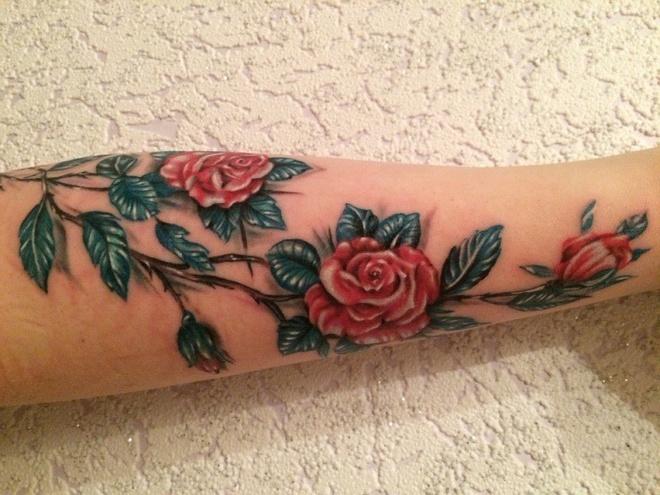 Самые необычные татуировки