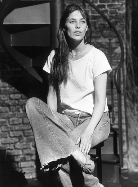 Джейн Биркин, 1974 год
