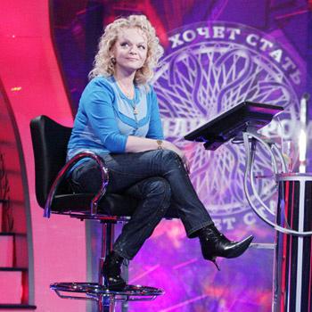 Лариса Долина стала одним из первых участников шоу нового сезона.