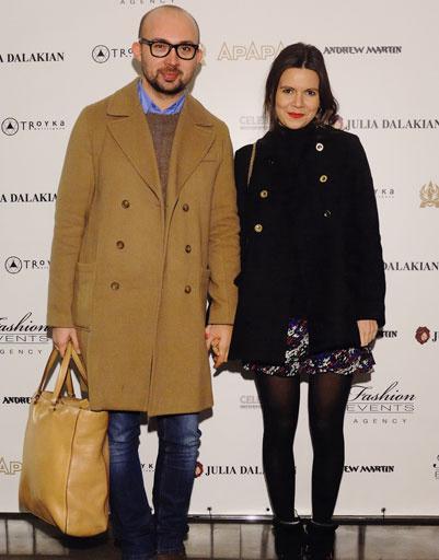 Виталий Козак и Наталья Туровникова