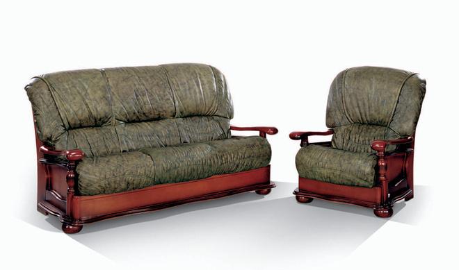 Кресло и диван «Оазис». Производитель: EKMI. От 34 000 и от 67 000 руб.