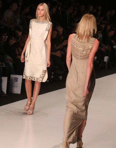 Mercedes-Benz Fashion Week: Tel Aviv Fashion Week Collections