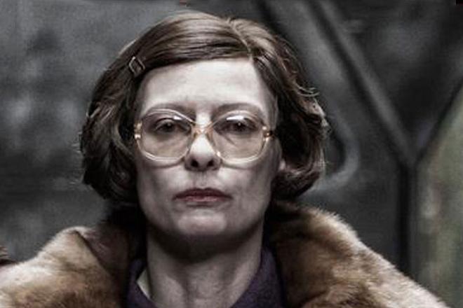 Тильда Суинтон роли
