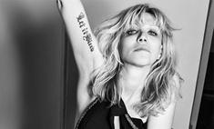 Рок-н-ролл жив: рекламная кампания Saint Laurent с Кортни Лав