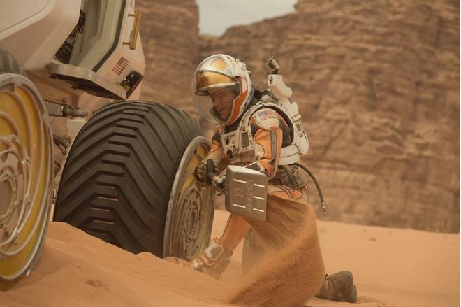 """Фильм """"Марсианин"""": реально ли это на самом деле"""