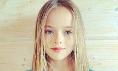 9-летняя модель стала причиной сексуального скандала