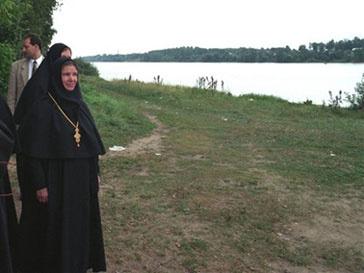 После скандала монастырь закрыли