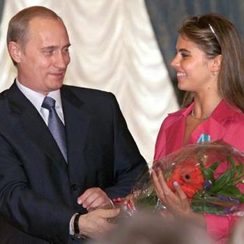 Алина кабаева родила