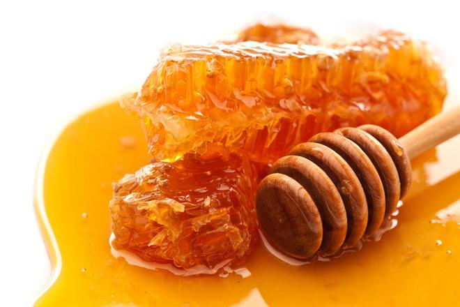 мед содержит витамины