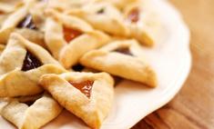 Творожное печенье треугольники: лучшие мамины рецепты