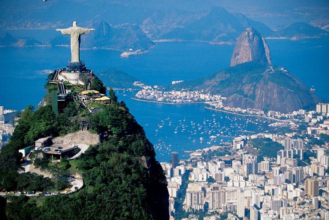 Панорама Бразилии