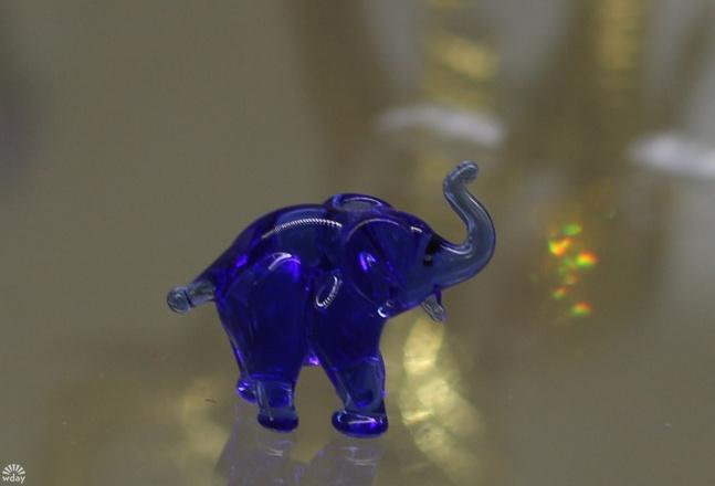 В коллекции есть и слоники-малыши