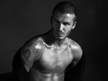 Дэвид Бекхэм (David Beckham) опровергает сплетни