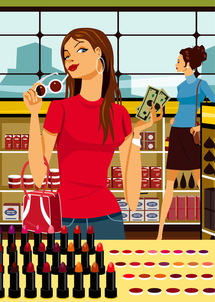Проф косметика против раскрученных брендов масс-маркета