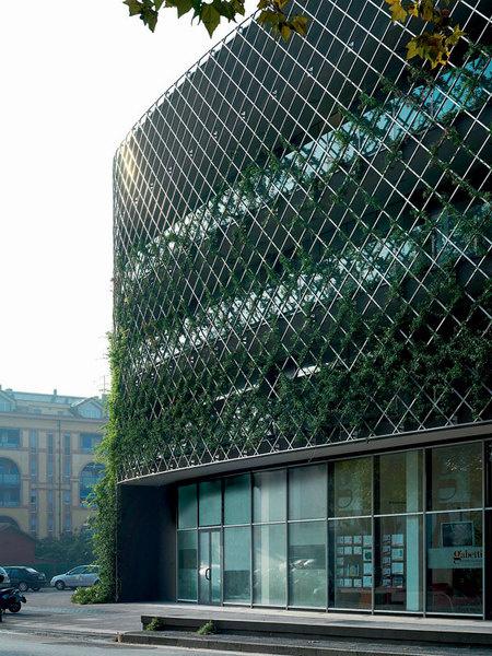 Офисное здание Ex Ducati, архитектурное бюро Mario Cucinella Architects, Римини, 2005.