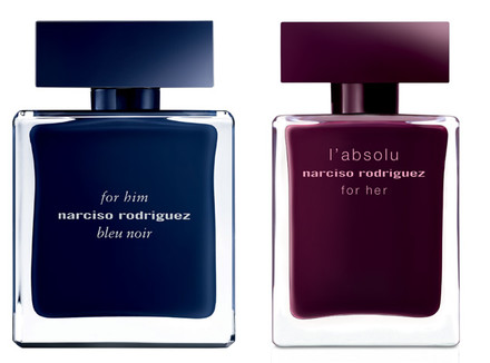 For Him Bleu Noir, For Her L'Absolu