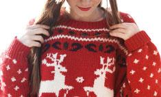 Новый год 2014: топ-8 стильных праздничных свитеров