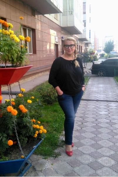 Елена Каханова, финалистка конкурса «Мисс Пышка-2016»