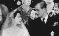Интересные факты о свадьбе Елизаветы II и принца Филиппа