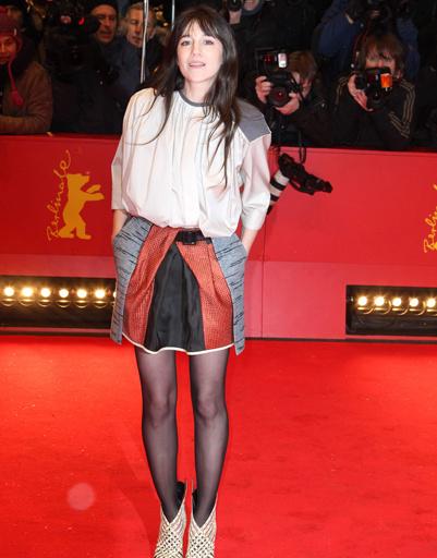 """Шарлотта Генсбур (Charlotte Gainsbourg) на премьере фильма """"Прощай, моя королева"""""""
