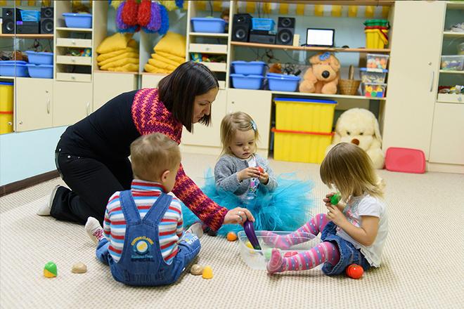 Детские центры дошкольного развития детей в Краснодаре: Стрекоза