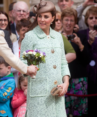 Кейт Миддлтон (Kate Middleton), 2013 год
