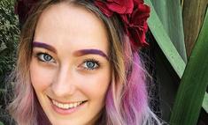 Новый бьюти-тренд от блогеров: разноцветные брови
