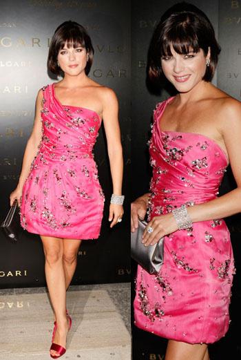 Сельма Блэр в Versace