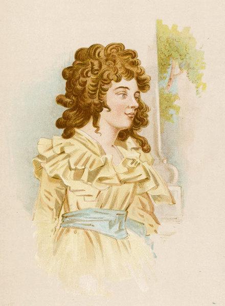 Портрет герцогини Девонширской.