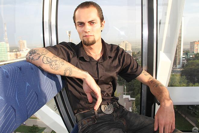 Новое колесо обозрения в Ростове-на-Дону: Намтар Энзигаль испытал аттракцион
