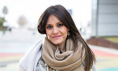 Как носить шарф с шубой, чтобы выглядеть модно