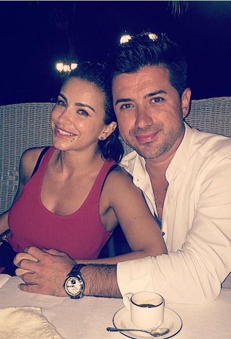Ани Лорак с мужем, фото