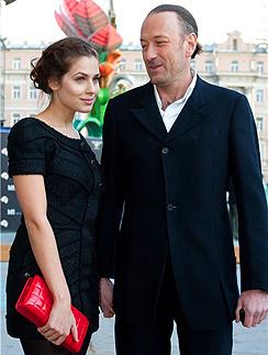 Юлия Снигирь и Максим Осадчий