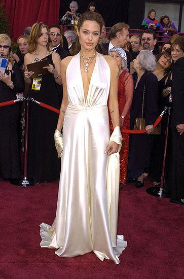 Анжелина Джоли в платье Marc Bouwer