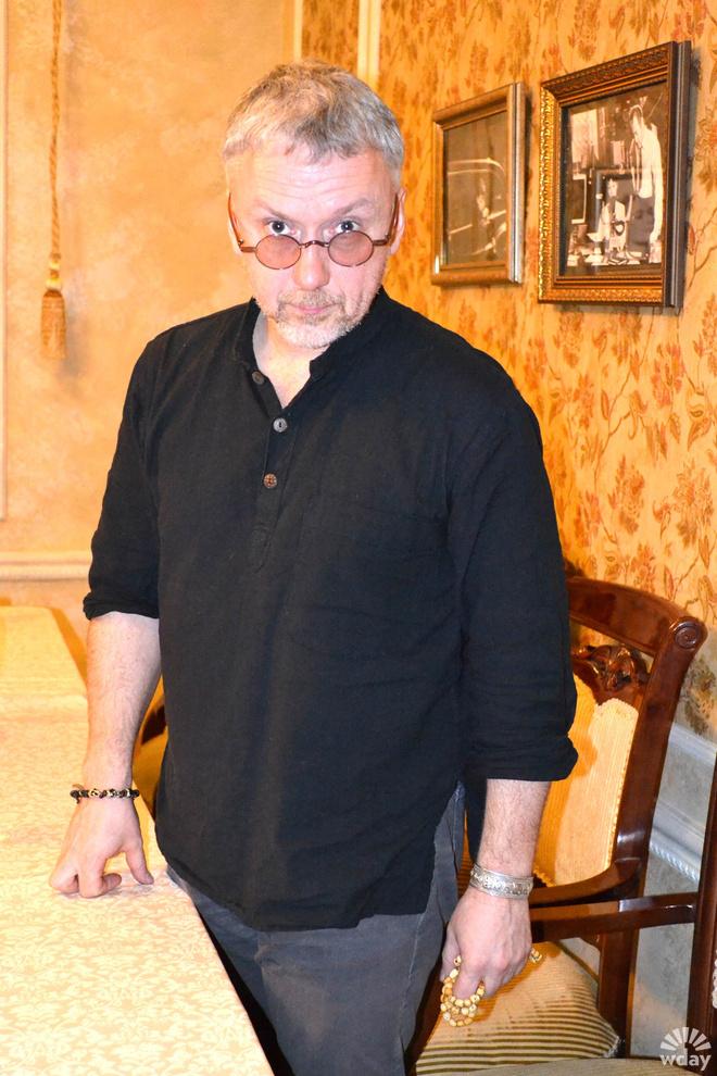 Вадим Демчог провел тренинг в Иркутске