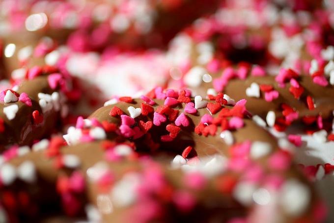Давайте забудем о Дне святого Валентина