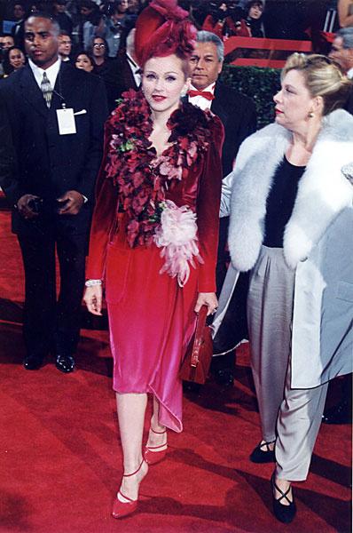 Мадонна, 1996 год