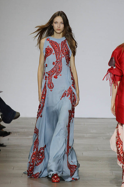 Неделя моды в Лондоне: день четвертый | галерея [1] фото [12]