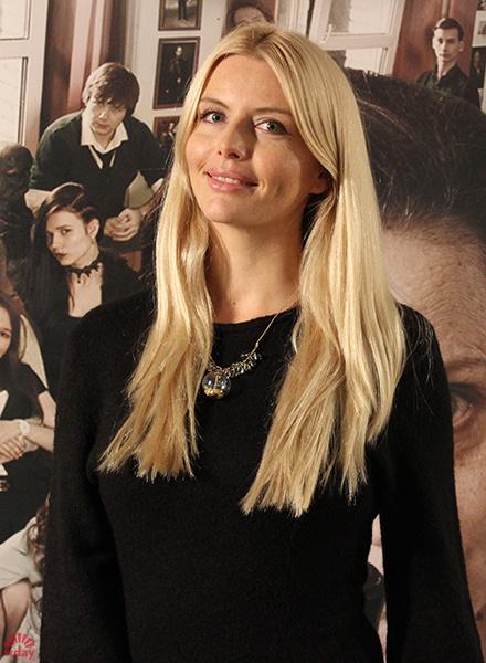 Анна Чурина, актриса